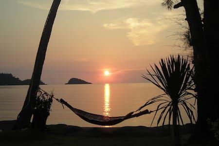 Exclusive Beach front villa. - Koh Chang Tai