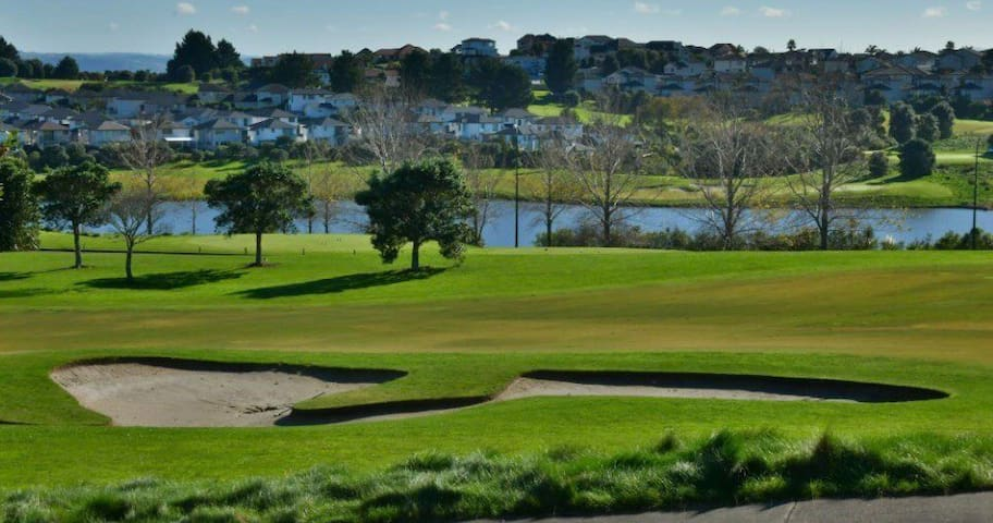 Closest to Gulf Harbour Country Club, with views