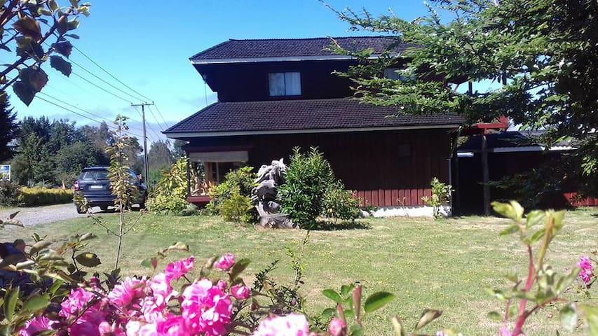 Cabaña km11  Villarrica - Lican Ray