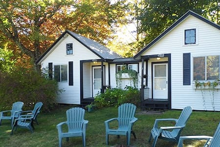 Cabin at Otter Creek Inn