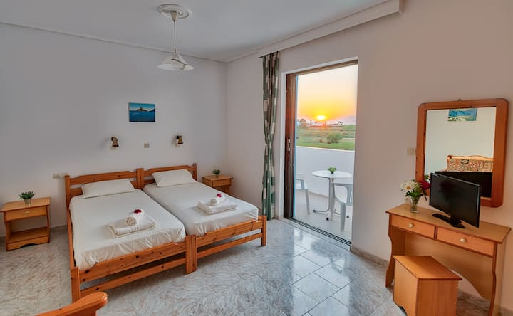 Double room(Anthia Appartments)