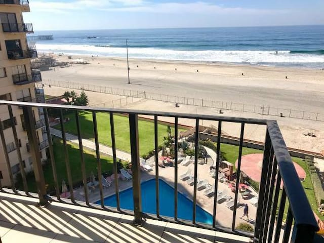 601 OCEANA DownTown Condo Beach Front