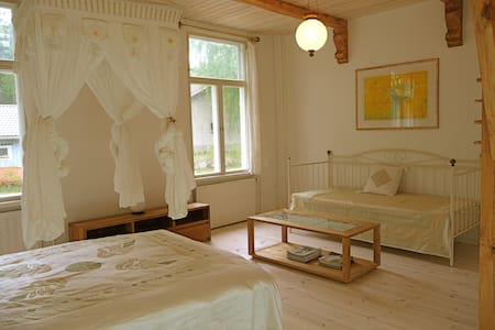 B&B Villa Taika-4,5km from Fiskars! - Raasepori - Bed & Breakfast