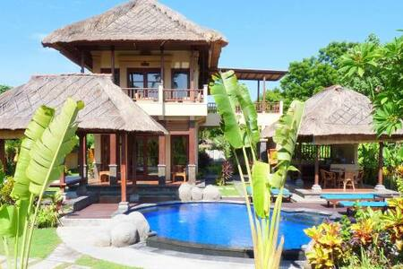 Beautiful Villa in Pemuteran - Bali  Indonesia