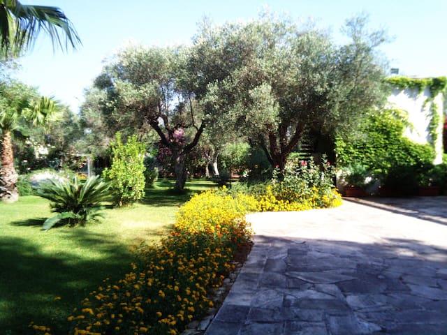 Earth and Sea in salento-Gallipoli - Melissano - Appartement