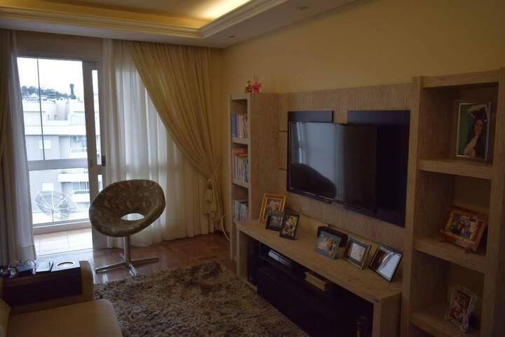Apartamento confortável e prático em Garibaldi