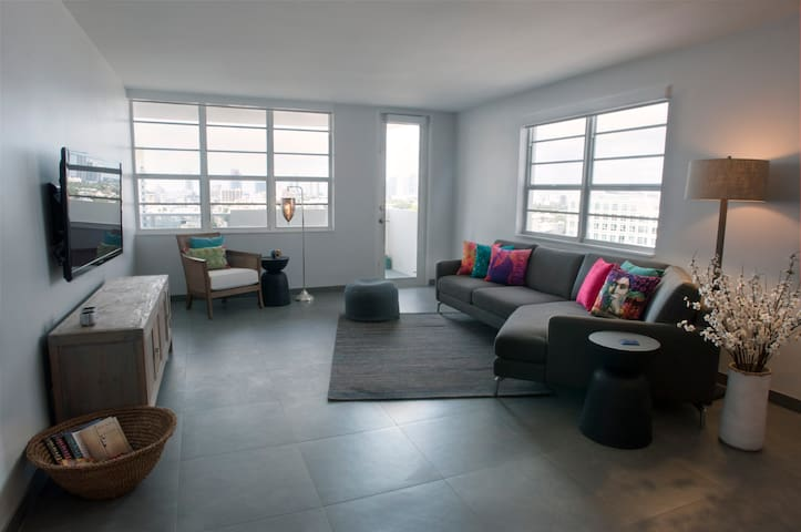 Enjoy both morning and afternoon sun in the spacious and inviting Living Room!