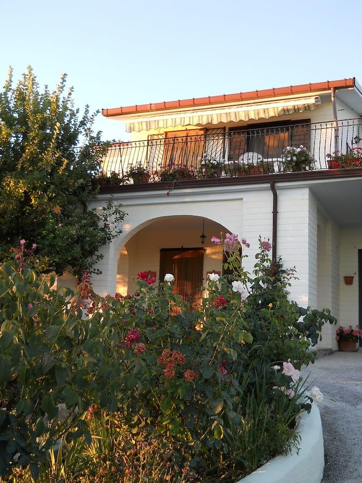 Villa Belsogno Il Fiori bd/terrace
