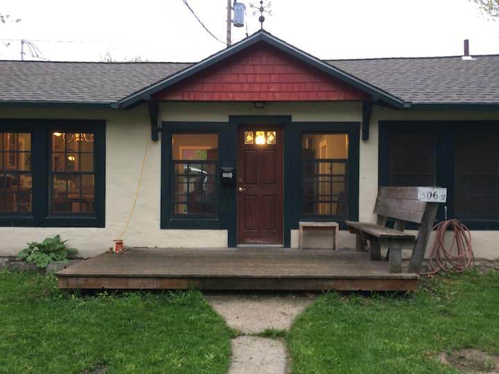 Historic 1929 Bozeman Cottage
