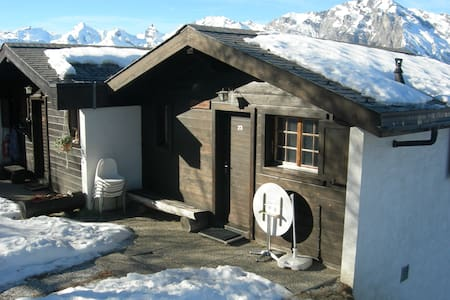 Cute chalet ideal for family no 23 - Nandaz - Chalet