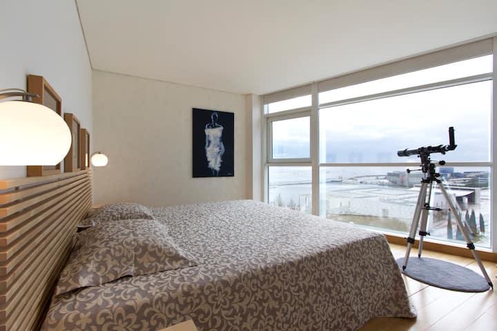Apartment Lisbon River View Duplex