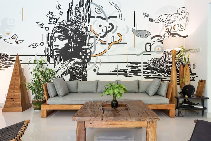 PROMO : Villa design Umalas / Seminyak / Canggu