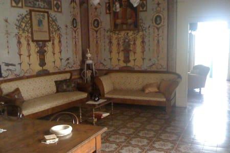 suite in dimora storica in collina - Cava de' Tirreni