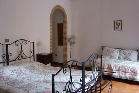 B&B Il Carretto, en suite room... - Tuscania - 住宿加早餐