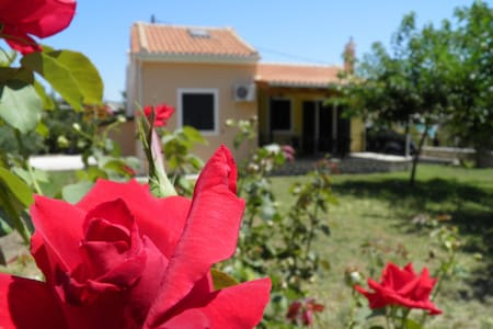 Villa Dimitra in the city of Lefkas - Levkas