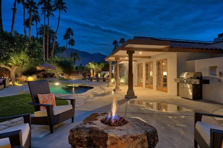 Private Desert Oasis - Luxurious & Modern - Palm Springs - House