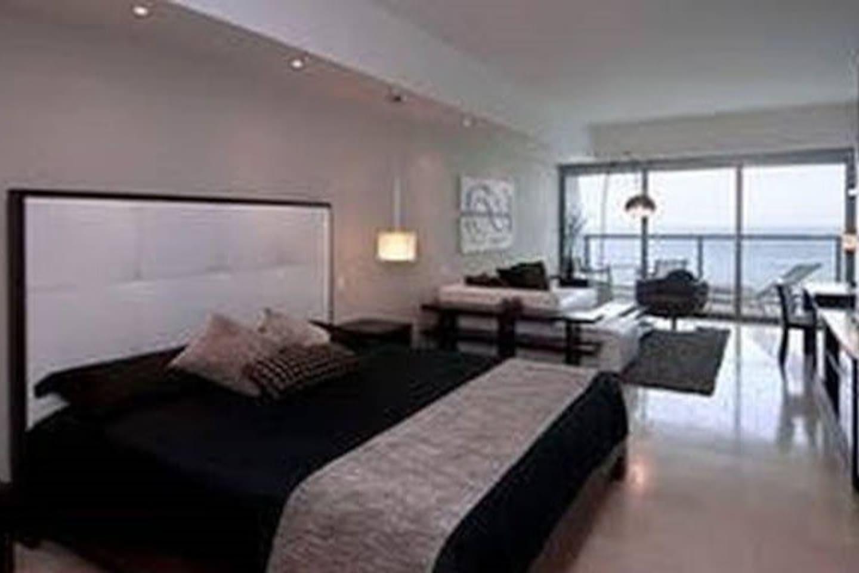 studio bayloft trump ocean club apartments for rent in panamá