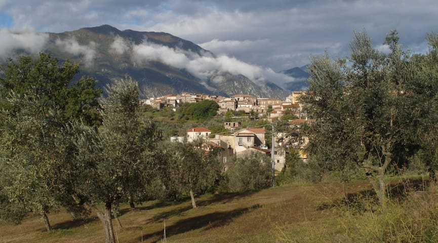 Enjoy real Italian countryside! - Forcella - Huis