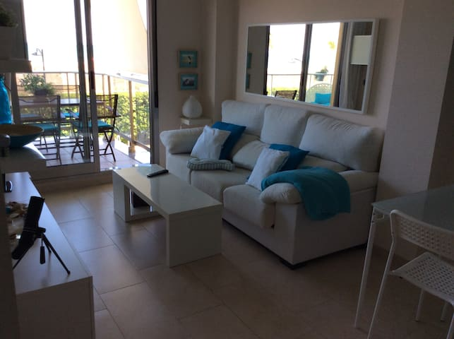 Apartamento primera línea de Playa - Guardamar de la Safor - Lägenhet