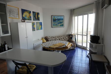 Sea Front High Rise Flat with View! - Lignano Sabbiadoro