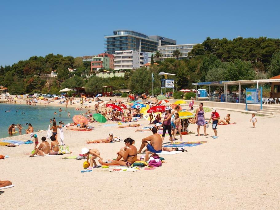 beach Žnjan