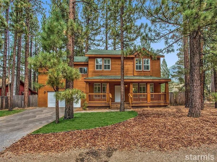New Luxury Log Cabin Near Heavenly Houses For Rent In
