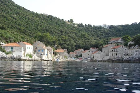 Beautiful apartments in Lastovo - Lastovo