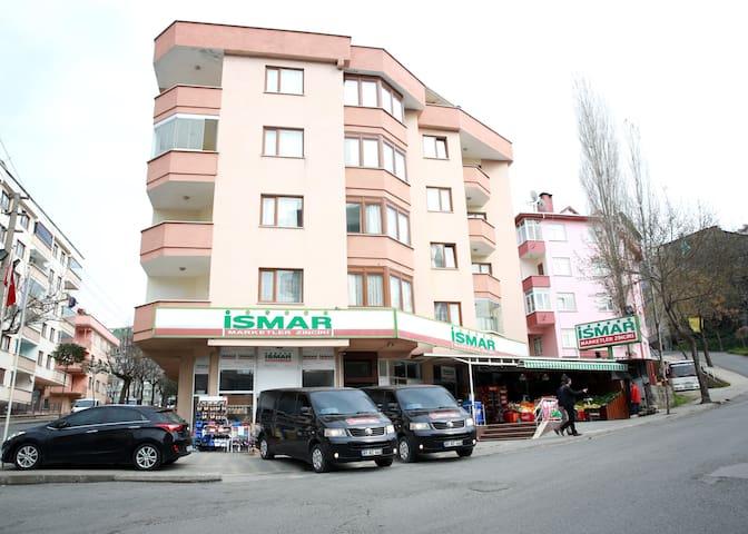 FOTİNOS APARTMENTS - Trabzon Merkez - Apartment