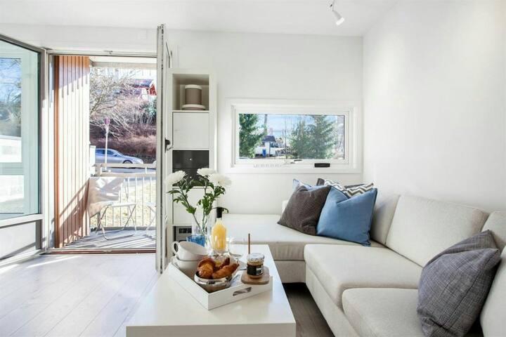 Studioleilighet - sollerud - Apartment
