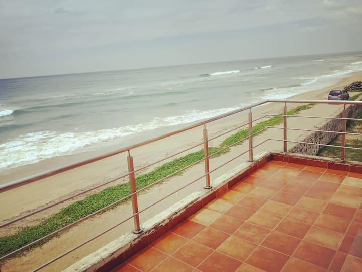Sea Breeze Villa: A 2bhk seafront villa experience