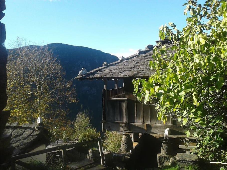 Albergue escanlar casa con especial encanto casas de - Casas de campo en galicia ...