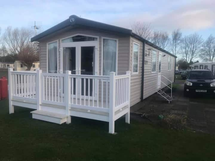 Home from Home, Seton Sands Caravan Park