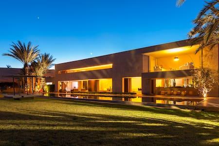 Villa White Stone modern villa - Marrakesh