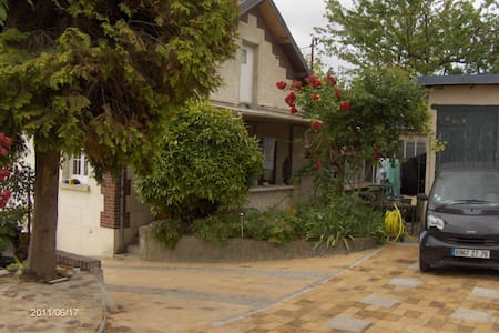 rez de chaussé et terrasse a louer - Canteleu - Talo