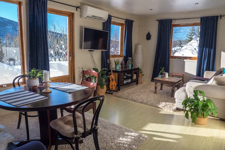 Cozy house with amazing view in Hedalen, Valdres