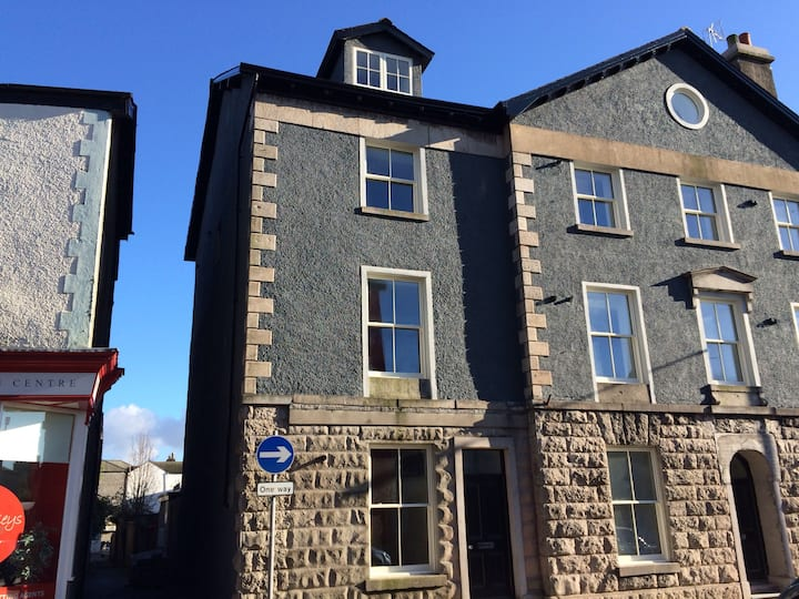 4 bedroom house, central Ulverston