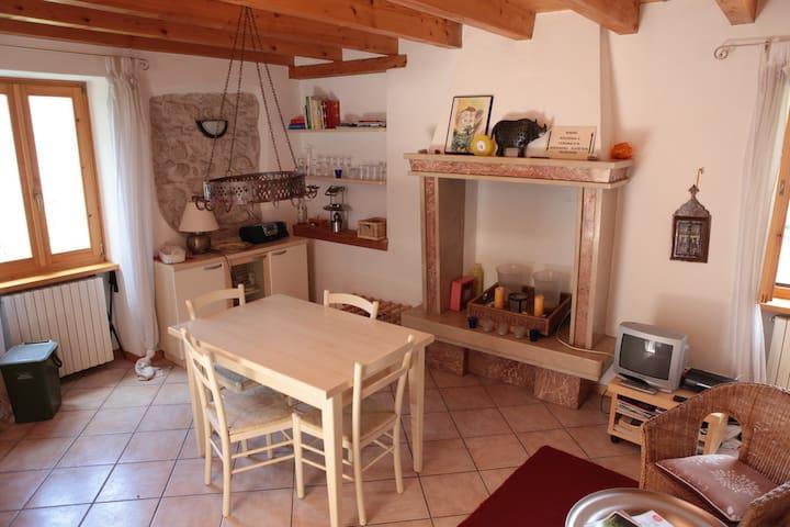 Affitto Casa Lago di Garda - Brenzone - Haus