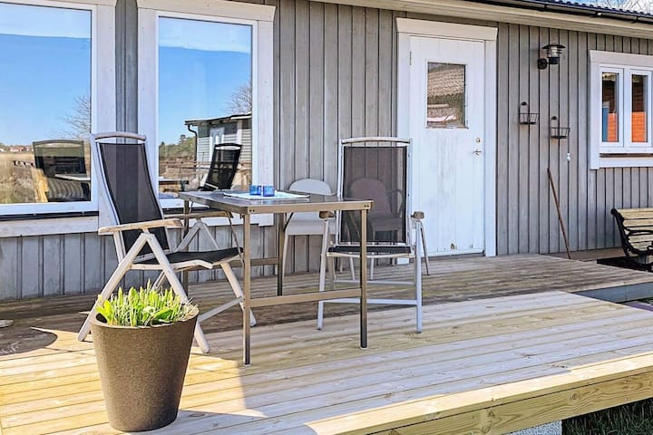 5 person holiday home in Lettorp