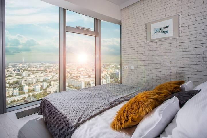 Apartament SKY TOWER typu Exclusive Suite