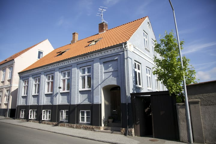 Cosy apartment in the heart of nexo - Neksø - Daire