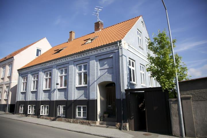 Cosy apartment in the heart of nexo - Neksø - Leilighet
