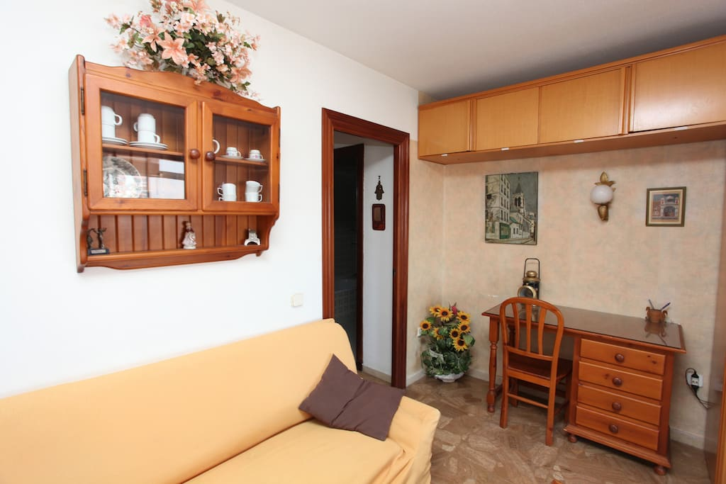 APARTMENT center of Torremolinos