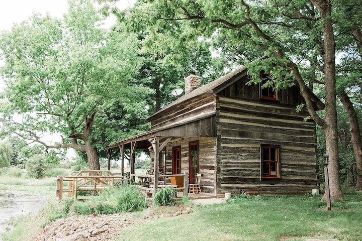 Springbrook's 1850's Cottage