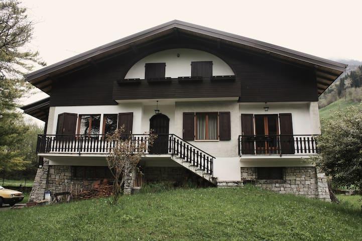 appartamento in villa montagna/lago val di Ledro - Ledro - Wohnung