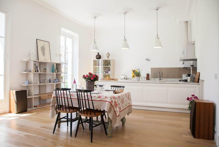 Delightful Suite, in Nice's heart - Nice - Bed & Breakfast