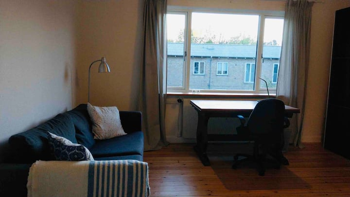 Large room 3 minutes from DTU