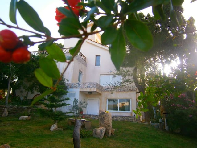 COUNTRY HOUSE NEAR THE SEA - Lavrio - Hus