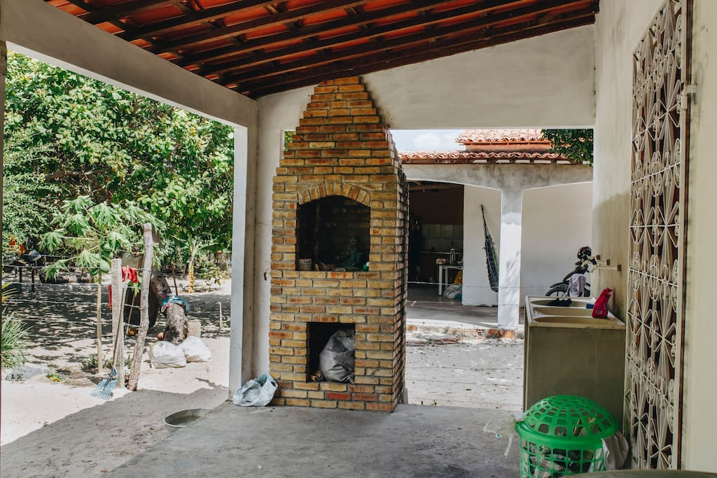Churrasqueira ( charcoal bbq)