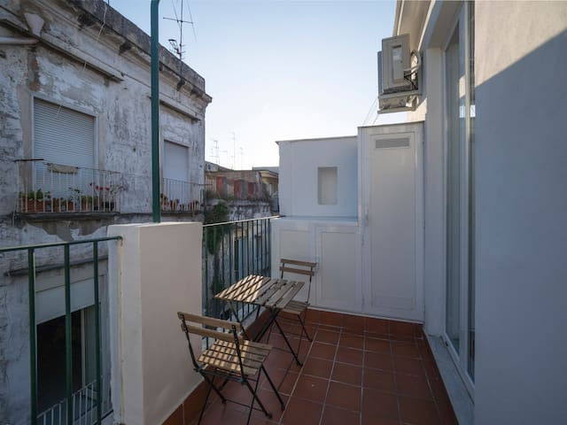 Don Anto' - rooftop studio flat with terrace
