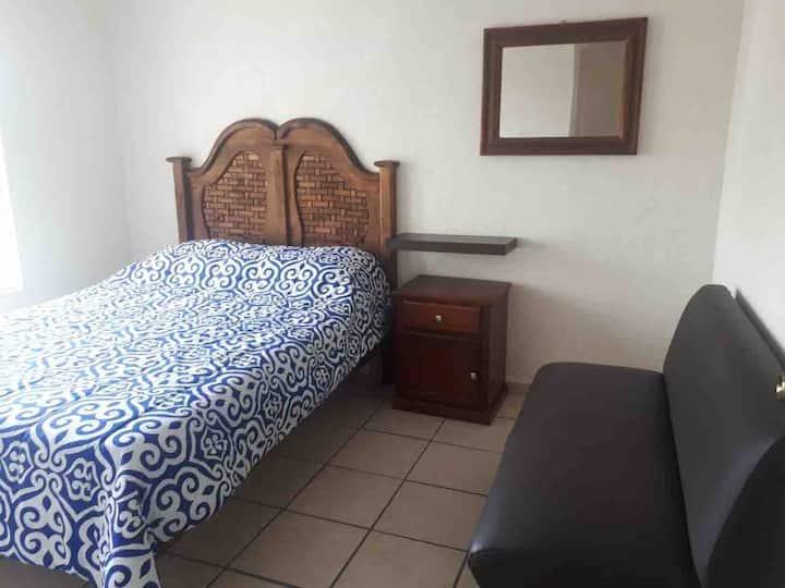 La habitación de San Renovato